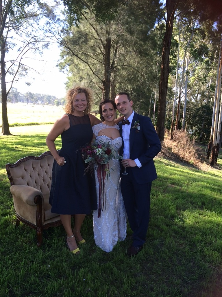 Sarah and Luke were married at the beautiful Mindaribba House in the Hunter Valley in March 2015. It was a weekend affair of family, love and laughter.