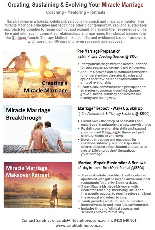 Miracle Marriage Series22