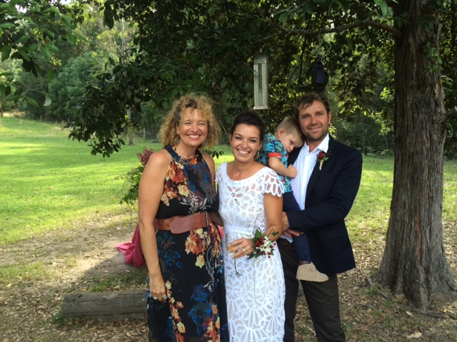 Mr & Mrs Copland, (Nov 2015, Yarramalong)