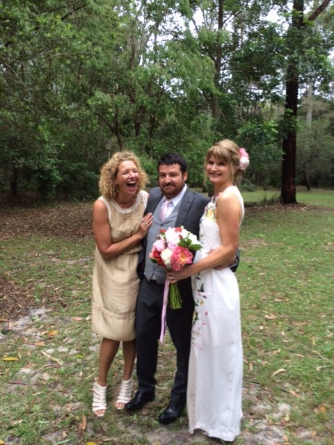 Mr & Mrs Chapman (Nov 2015, Pearl Beach Arboretum)