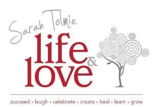 Sarah Tolmie – Life & Love Logo